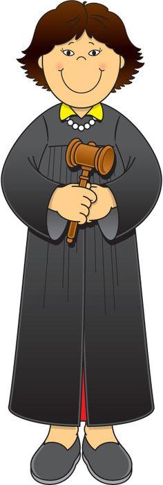 Community Helper: Judge
