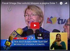 Fiscal Geneal ordena el bloqueo a DolarToday  http://www.facebook.com/pages/p/584631925064466
