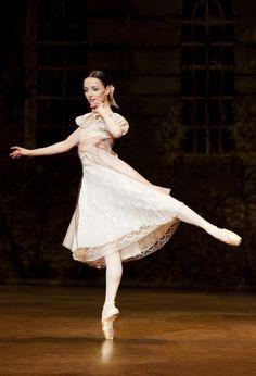 Clairemarie Osta in Onegin (Paris Opera Ballet). Photo: Christian Leiber