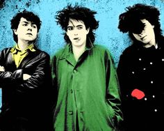 Robert Smith ed i The Cure