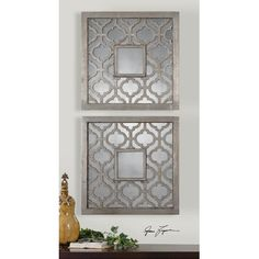 Uttermost Sorbolo Wall Mirror & Reviews | Wayfair