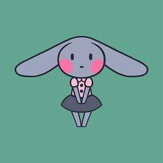 Pepper Bunny Greetings