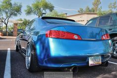 Infiniti V35 G35 Coupe | Forged Photography