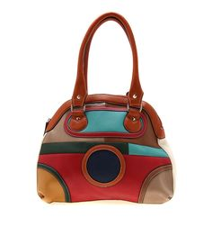 Celina Neutral Multi Colours  A bag with my name? Fancy that!!!