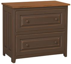 Chelsea Home Furniture Violet File Cabinet with 2 Drawers, Proudly Made in the U. and Premium Grade Pine Wood Construction in Ferret Brown and Sealy Color 4 Drawer File Cabinet, Mobile File Cabinet, Pine Furniture, Amish Furniture, Lateral File, White Appliances, Wood Shed, Business Furniture, Dcor Design