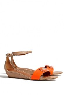 Peaces Flat Wedge Sandals by Marc by Marc Jacobs