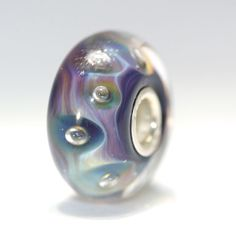 Azure Bubbles! SEE the bead you can order. A great way to see what you are going to get. http://www.trollbeadsgallery.com/azure-bubbles-with-a-twist-61/ Just Listed!