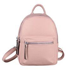 02108ad11513c Ladies Backpack City Backpack Backpack Shoulder Bag Leather Look Daypack  Travel - Travel Backpack  travel