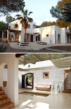 Everything Amazing: Interior And Exterior Design Ideas! Everything Amazing: Interior And Exterior Design Ideas! Exterior Design, Interior And Exterior, Interior Modern, Cob House Interior, Exterior Homes, Interior Ideas, Style At Home, Adobe Haus, Modern Rustic Homes