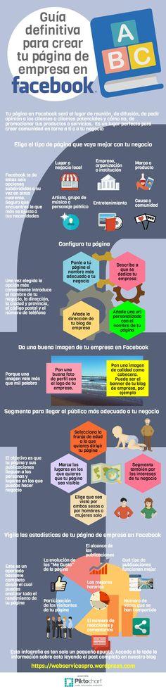 Guía definitiva para crear tu página de empresa en Facebook | José Luís Casado | LinkedIn