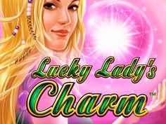 Lucky Lady's Charm to automat o 5 bębnach i 10 aktywnych liniach wygrywających. Produkt jest współczesną, opracowaną przez firmę Novomatic, wersją stacjonarnej maszyny hazardowej, która swego czasu była wielkim hitem.