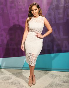 'The Real' Style Breakdown: Feb. 9 - Feb. 13, 2015 - The Real Talk Show Photo Gallery