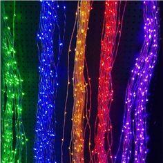 Led Lichterkette Weihnachtdeko Partyzubehör