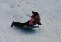 More Utah sledding hills