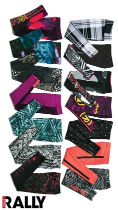meet 48e5d 1fe24 Bold is the new black. Liven up your leggings with bright styles and  graphic prints