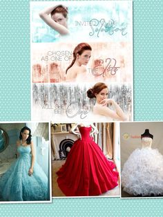 The Selection series and similar dresses! The Selection Series Movie, The Selection Kiera Cass, Series Movies, Book Series, I Love Books, Good Books, Kiera Cass Books, Maxon Schreave, Fandoms