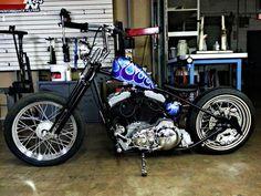 Harley Davidson News Sportster Chopper, Custom Sportster, Harley Bobber, Custom Bobber, Harley Davidson Chopper, Harley Bikes, Custom Choppers, Bobber Chopper, Custom Harleys