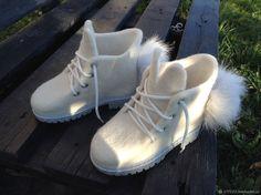 Felt Boots, Diy Ideas, Adidas Sneakers, Kids, Shoes, Fashion, Baby Dolls, Felting, Zapatos
