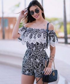 If you're struggling to lose weight or if you're continuing to pack on the pounds, then I have this to say to you: Summer Fashion Outfits, Spring Outfits, Girl Fashion, Casual Outfits, Cute Outfits, Womens Fashion, Mode Rockabilly, Dama Dresses, Tropical Fashion