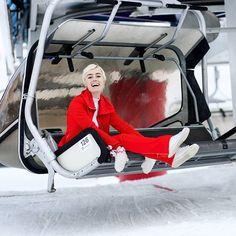 @elsamuse ❤ is always stylouse (even when she skies!)!!!  Shot by #alixdebeer  #mummplace #foliedouce  #ski #telesiege #teleski #montagne #mountain #neige #dimanche #sunday #sundaze #blogger #photographer #picoftheday #model #muse #photographe #mode #fusalp #style #70's #vintage #valdisere