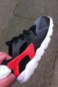 FOUND LIVERPOOL Child's 7.5 Nike Hurrache shoe found on Norris Green in Liverpool. Do you know anyone looking for them.