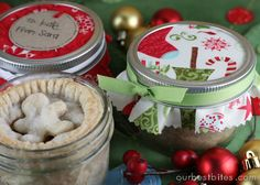 Single Serving Pie in a Jar - Our Best Bites