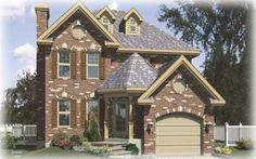 438 - Le Centaure Cottage   Plans Design