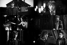 What I loved best about Rupert's performance in Deathly Hallows was that he could make you laugh, cry, and fear Ron, all in one film. He embodied exactly who Ron Weasley is. Good traits. Bad traits. Everything.