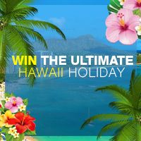 You could be escaping to Hawaii for 6 nights with the ULTIMATE HAWAII HOLIDAY valued at $3980. Keen to try your luck? Enter now!