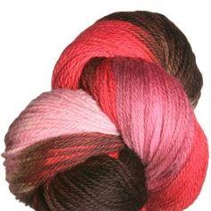 Lorna's Laces Shepherd Worsted Yarn - Peppermint Mocha