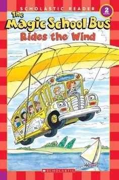 ff5311da6cc7d The Magic School Bus Rides the Wind (Paperback)