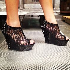 I instantly felt incomplete when I saw these and I didn't own them. They are now being shipped to me <3