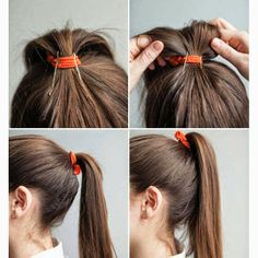 24 Ways To Make Doing Your Hair Incredibly Easy