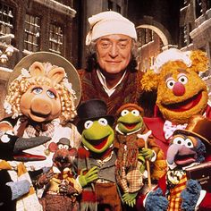 Michael Caine Loves 'The Muppet Christmas Carol' as Much as You Do