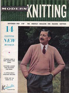 Modern Knitting - September 1959