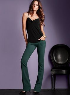 Have! The softest, stretchiest jeans ever. Rich and Skinny is awesome