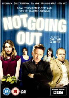 Not Going Out (2006- ; BBC One; Lee Mack, Tim Vine, Sally Bretton) -- Lazy Lee spends most of his days lounging around the flat or drinking at the pub and occasionally dabbles in a paying job. I spend most of my time watching tv on my computer, so I'm sympathetic. Mack is funnier on panel shows though where he has someone to trade barbs with.