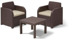 Home Etc Ricella 2 Seater Bistro Set With Cushions    Make the Best this Amazing Item. At Luxury Home Brands WE always Find Great Stuff for you :)