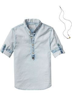 Beachy Kaftan Shirt