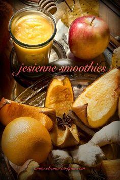 #pumpkin #dynia #jesienne #smoothies