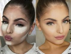 """Conheça o """"baking"""", método para iluminar rosto usado por Kim Kardashian"""