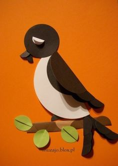 40 Cute DIY Paper Crafts for Kids to Preserve as Keepsakes Best scrap book paper bird project idea for children Paper Crafts For Kids, Preschool Crafts, Diy For Kids, Paper Crafting, Arts And Crafts, Craft Kids, Cool Paper Crafts, Paper Plate Crafts, Diy Paper