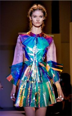 Future Fashion, Futuristic Clothing,   Paula Selby Avellaneda