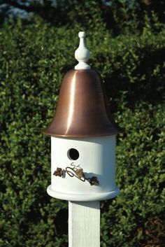 The Ivy House Birdhouse