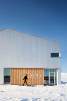 Image 15 of 18 from gallery of La Taule - Training Center / Architecture Microclimat. Photograph by Adrien Williams