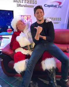 December 12th: Niall at the HOT 99.5 Jingle Ball in D.C.