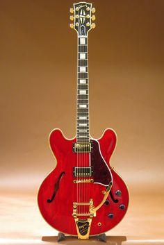 Gibson Custom Shop Memphis Limited Run ES-355 w/Bigsby/60's Cherry 2015