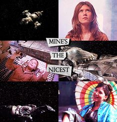 """""""You like ships, and mine's the nicest."""""""