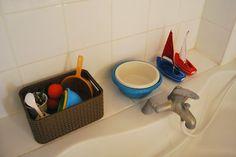Merci qui ? MERCI MONTESSORI !: Jouets de bain