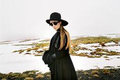 A Cold Walk in Thingvellir with Saga Sig